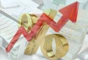 Lãi suất tiền gửi đã lên tới 8,7%/năm