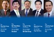 Năm doanh nhân có ảnh hưởng lớn trên thị trường bất động sản 2018