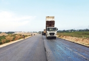 Nghệ An: Thúc tiến độ tuyến đường hơn 1.400 tỉ nối Vinh với Cửa Lò