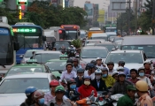 TP.HCM sẽ cấm xe máy vào trung tâm từ 2030