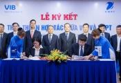 VIB ký kết hợp tác toàn diện với VNPT