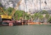 Loạt công trình 'xẻ thịt' vịnh Hạ Long không có đánh giá tác động môi trường