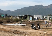 Cưỡng chế tháo dỡ 109 căn nhà xây trái phép ở xã Vĩnh Thái, TP Nha Trang