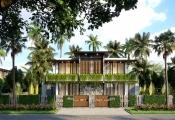 Goldsand Hill Villa – Cuộc sống xanh giữa lòng Phan Thiết