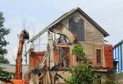 Đồng Nai: Cưỡng chế tháo dỡ biệt thự tiền tỷ xây trái phép