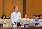 Bộ trưởng Xây dựng: Không còn chuyện 'phạt cho tồn tại'