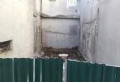 Hà Nội: Đất đang tranh chấp vẫn ngang nhiên xây dựng công trình