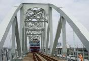 Thông tuyến cầu đường sắt Bình Lợi hơn 1.300 tỉ