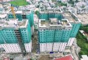 Dự án còn ngổn ngang, vẫn ép người mua nhận nhà