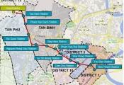 Dự kiến khởi công tuyến Bến Thành - Tham Lương vào năm 2021