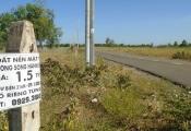 Bình Thuận: Làm đường nhựa trên đất nông nghiệp để bán đất nền