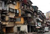 Hà Nội đề xuất tăng chiều cao các dự án cải tạo chung cư cũ
