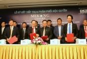 Bất động sản Danh Khôi phân phối độc quyền dự án Mekong Centre