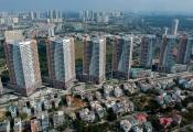 Dự án bất động sản èo uột mảng xanh