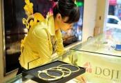Giá vàng tăng mạnh nhất gần 3 tháng