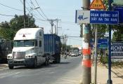 TP.HCM: Hơn 830 tỉ đồng nâng cấp 1,6km đường Nguyễn Duy Trinh