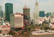 Cất nóc dự án khách sạn 5 sao Hilton Saigon