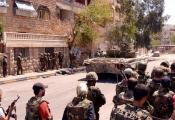 Iran gửi đặc công sang giúp Syria