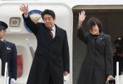 Thủ tướng Nhật Bản thăm Việt Nam