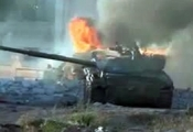 Phe nổi dậy Syria thất bại cửa ngõ Thủ đô