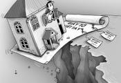 Tranh chấp do mua bán nhà đất bằng giấy tờ viết tay