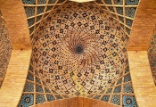 Hoa mắt, mê hồn từ công trình khảm đá Iran