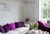 10 ý tưởng tân trang phòng khách