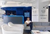 Văn phòng thời trang của LinkedIn ở New York