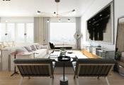 Phong cách Bauhaus trong căn hộ cao cấp tại New York