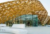 Ngắm lều bướm đẹp mỹ miều tại Ả Rập Thống nhất