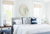 Màu sơn nào được dùng nhiều nhất cho phòng ngủ năm 2017?