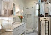 10 ý tưởng tuyệt vời tân trang lại phòng tắm
