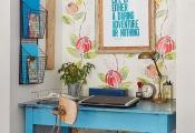 Tận dụng hiệu quả góc chết trong nhà