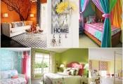 Sử dụng màu sắc làm sáng căn phòng