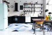 """Những mẫu sàn nhà bếp đang """"gây bão"""" thế giới hiện nay"""
