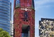 Khám phá khách sạn hình tháp rêu ở Singapore