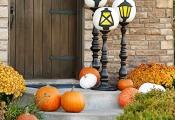Trang trí nhà đón Halloween