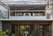Không gian hoài niệm nhà xưa ở An Giang