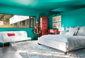 Những sắc thái bên trong phòng ngủ phong cách Á Đông