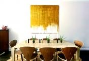 Biến phòng ăn cũ thành mới với những ý tưởng đơn giản