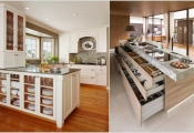 Ý tưởng thiết kế cho phòng bếp đa năng