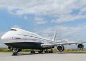 Nội thất sang trọng của chiếc máy bay tư nhân lớn nhất thế giới