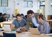 Xây dựng lại công ty bằng mô hình start-up