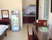 Cho thuê căn hộ dịch vụ studio ngay đường Nguyễn Cửu Vân, Q. Bình Thạnh, 1PN, đủ tiện nghi