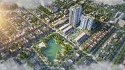 Tổ hợp căn hộ, nhà phố thương mại Diamond Hill Bắc Giang