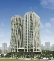 PTSC Tower: Khu phức hợp văn phòng nhà ở hiện đại ở Tp.vũng Tàu