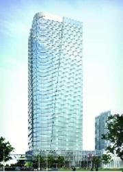 PetroLand Tower: Cao ốc văn phòng tài chính dầu khí Phú Mỹ Hưng