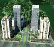 Central Linhdam Plaza: Cao ốc văn phòng - Căn hộ cao cấp tại bán đảo Linh Đàm