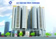 Lê Thành Twin Towers: Căn hộ cho người có thu nhập trung bình