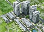 Khu nhà ở 183 Hoàng Văn Thái: Tổ hợp căn hộ chung cư, nhà liên kế thấp tầng